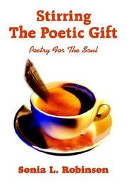 Stirring The Poetic Gift PDF