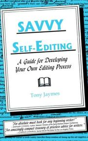 Savvy Self-Editing PDF