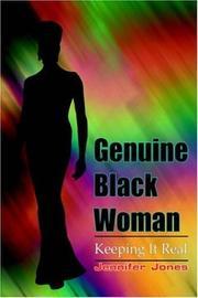 Genuine Black Woman PDF