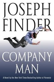 Company man by Joseph Finder, Joseph Finder