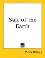 Salt of the Earth PDF