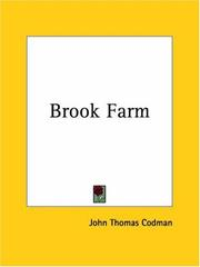 Brook Farm by John Thomas Codman