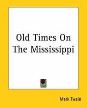 The Mississippi pilot PDF