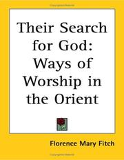 Their search for God by Florence Mary Fitch