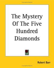 The Mystery of the Five Hundred Diamonds PDF