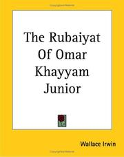 The Rubaiyat of Omar Khayyam Junior PDF