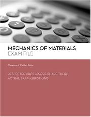 Mechanics Of Materials (Exam File) PDF