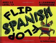 Flip Flop Spanish: Ages 3-5 PDF