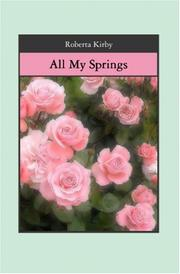 All My Springs PDF