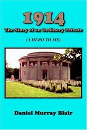 1914 the Story of an Ordinary Private PDF