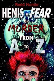 Hemis-Fear or Murder from A to Z PDF
