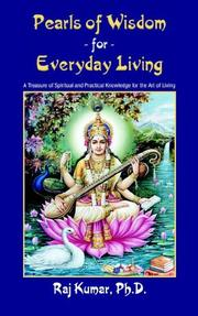 Pearls of Wisdom For Everyday Living PDF