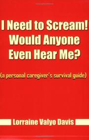 I Need to Scream! Would Anyone Even Hear Me? PDF