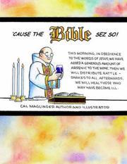 CAUSE THE BIBLE SEZ SO! PDF