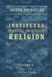 Institutes of Natural and Revealed Religion PDF