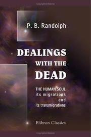 Dealings with the Dead PDF