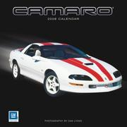 Camaro 2008 Square Wall Calendar by Dan Lyons