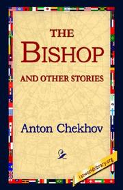 Cover of: The Bishop And Other Stories by Anton Chekhov