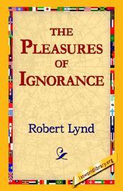 The Pleasures of Ignorance PDF