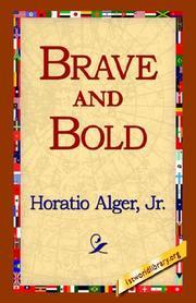 Brave and Bold PDF