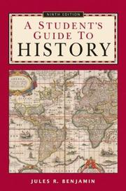 A student's guide to history PDF