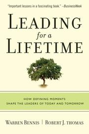 Leading for a Lifetime PDF