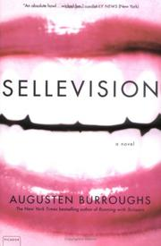 Cover of: Sellevision by Augusten Burroughs