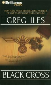 Black Cross by Greg Iles