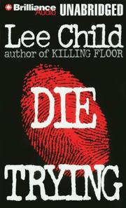 Die Trying (Jack Reacher) PDF