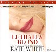 Lethally Blond (Bailey Weggins) PDF