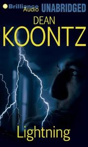 Cover of: Lightning by Dean Koontz