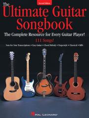 The Ultimate Guitar Songbook PDF