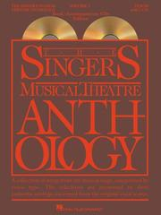 Singer's Musical Theatre Anthology - Volume 1 PDF