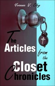 The Articles from the Closet Chronicles PDF