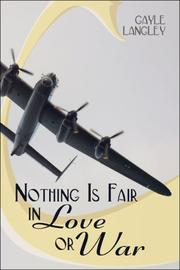 Nothing Is Fair in Love or War PDF