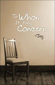 To Whom It May Concern PDF