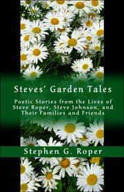 Steves' Garden Tales PDF