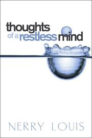 Thoughts of a Restless Mind PDF