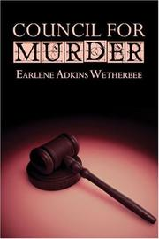 Council for Murder PDF