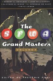 The SFWA Grand Masters, Volume 1 PDF