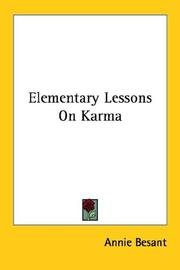 Elementary Lessons On Karma PDF