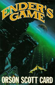 Ender&#39;s game by Orson Scott Card