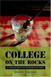 College on the Rocks PDF