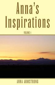 Anna's Inspirations Volume 1 PDF