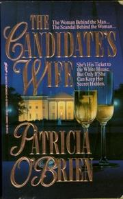 Cover of: The Candidate's Wife