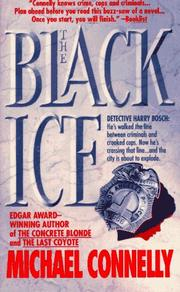 The Black Ice (Harry Bosch) by Michael Connelly