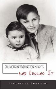 Oblivious in Washington Heights and Loving It PDF