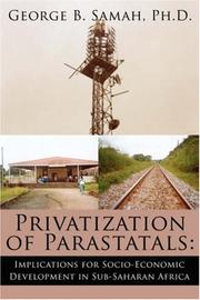Privatization of Parastatals: PDF