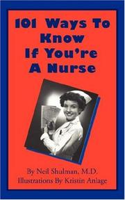 101 Ways To Know If Youre A Nurse