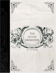 Cover of: The Little Minister (Large Print Edition) by J. M. Barrie